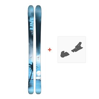 Ski Line Sick Day 88 2018 + FIxation de ski19B0014.101