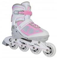 Skatelife Inline Skates Grey/Pink 2018SKL-SKA-005