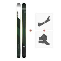 Ski Faction Prime 3.0 2019 + Fixations randonnée + Peau