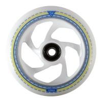 AO Mandala white 5 Hole Wheel 110mm ICl. Titen Abec 7AO11944
