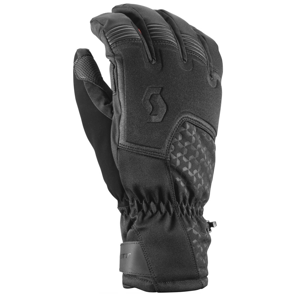 Scott Vertica Tech Black 2018244453