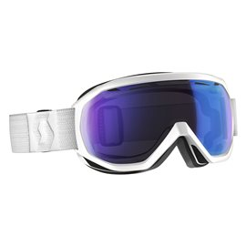 Scott Goggle Notice OTG White/Illuminate Blue Chrome 2017260576-0002237