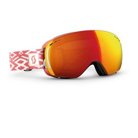 Scott Goggle LCG Compact Coral Pink/Red Chrome 2016239987