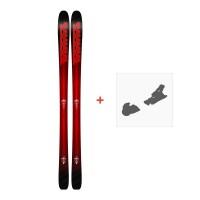 Ski K2 Pinnacle 85 2018 + Skibindungen10B0104.101.1