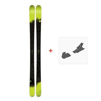 Ski K2 Sight 2018 + Skibindungen10B0304.101.1