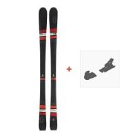 Ski Scott Black Majic 2018 + Fixation de ski254202