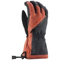 Scott Glove Ultimate Premium GTX Black Burnt Orange 2017244458