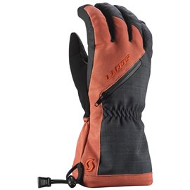 Scott Glove Ultimate Premium GTX Black Burnt Orange 2017244458