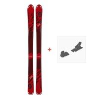Ski Scott Superguide 88 W's 2018 + Fixation de ski254212