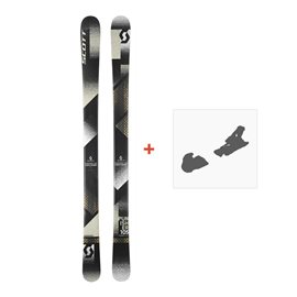 Ski Scott Punisher 105 2018 + Skibindungen254207