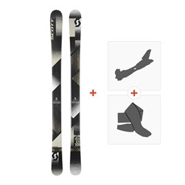Ski Scott Punisher 105 2018 + Tourenbindung + Steigfelle254207