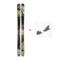 Ski Line Tom Wallisch Pro 2018 + Fixation de ski19B0010.101