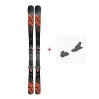 Ski K2 Ikonic 84Ti +  MXC 12 TCX 2018