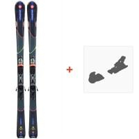 Ski Dynastar Intense 8 + Xpress W 11 2017 DRG01D8