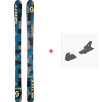 Ski Scott Kid Scrapper 2017 + Skibindungen244241