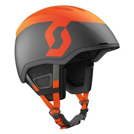 Scott Seeker Plus Helmet - Earth Grey/Fluo Orange Matt244498