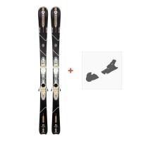 Ski Dynastar Intense 8 + Xpress W 11 2018DRH01D8