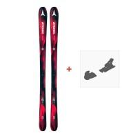 Ski Atomic Vantage 85 2018 + Fixation de skiAA0026634