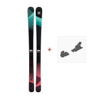Ski Völkl Yumi 2017 + Skibindungen116390