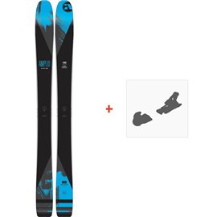 Ski Amplid Alter Ego 2017 + SkibindungenA-160210