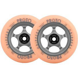 Proto Gripper Faded Pro Scooter Wheels 2-Pack 2019