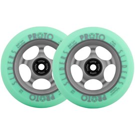 Proto Slider Faded Pro Scooter Wheels 2-Pack 110mm 2018PSWHSLFDPL