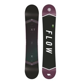 Snowboard Flow Venus Black 2018SF180210