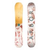 Snowboard Arbor Swoon Rocker 201811808F17-1