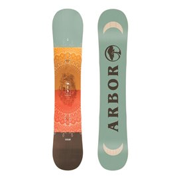 Snowboard Arbor Cadence 201811823F17-2