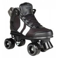 Rookie Rollerskates Deluxe Black/White/GreyRKE-SKA-2527