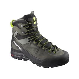 Salomon Shoes X ALP Mtn Gtx Black/Beluga/Lipu 2018L39840200
