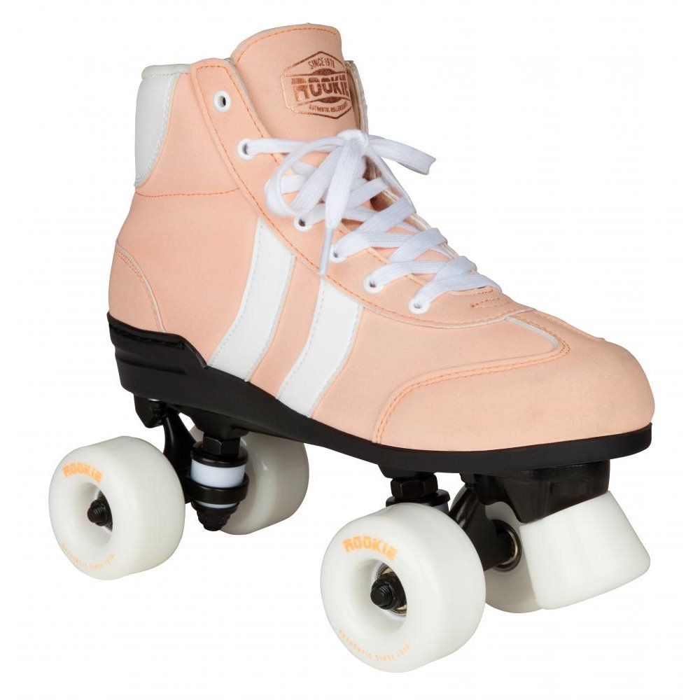 Rookie Rollerskates Authentic V2 Pink/White