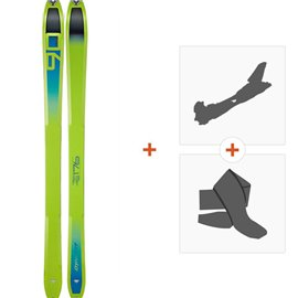 Ski Dynafit Speed 90 2019 + Alpine Touring Bindings + Climbing skin08-0000048458
