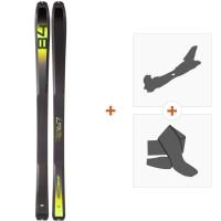 Ski Dynafit Speedfit 84 2019 + Fixations randonnée + Peau08-0000048469