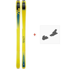 Ski Dynafit Speed 76 2019 + Fixation de ski08-0000048457