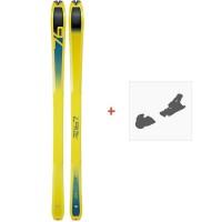 Ski Dynafit Speed 76 2019 + Skibindungen08-0000048457