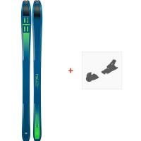 Ski Dynafit Tour 88 2019 + Fixation de ski08-0000048461