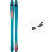 Ski Dynafit Tour 88 W 2019 + Fixation de ski08-0000048462