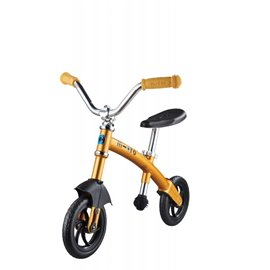 Micro G-Bike Chopper Deluxe Jaune 2018GB0026