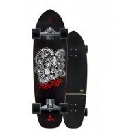 """Surf Skate Carver 33.5 Yoga Dora Pro Model 33.75\\"""" 2018 - Complete19003-C"""