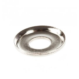 Sushi Truck Hardware Kingpin Washer Conical Top 23 MM SilverSUS-TKH-0008