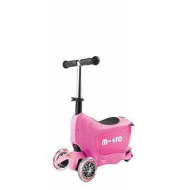 Micro Mini2go Deluxe Rose 2018MMD029