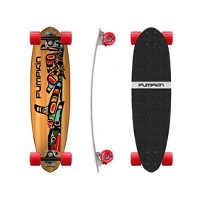 Pumpkin Skateboards Cityflyer Totem 68'' Complete302695037917