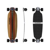 """Pumpkin Skateboards Mini Wing Rocker Woodie 74\\"""" - Complete302695037913"""