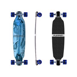 """Pumpkin Skateboards Wing Concave Fish Anatomy 84\\"""" - Complete302695037923"""