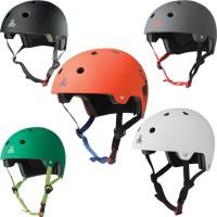 Triple Eight Brainsaver Dual Certified HelmetT830