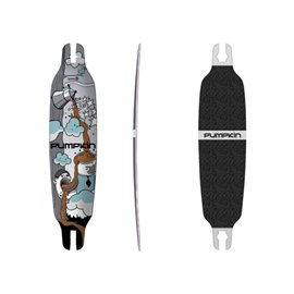 "Pumpkin Skateboards Wing Concave Coffee 94\"" - Deck Only302695037952"