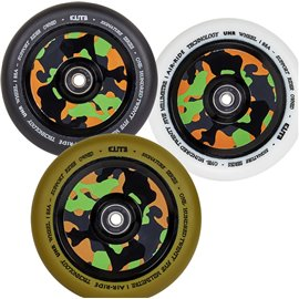 Elite Air Ride Camo Pro Scooter Wheel 125mm