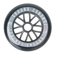 Razors GC Tri-Skate Wheel 3-pack 125mm 85A Black12041