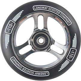 Longway Sector 110mm Complete Pro Scooter Wheel 2018